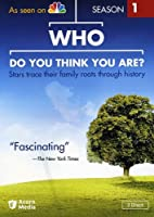 Who Do You Think You Are: Season 1 [DVD] [Import]