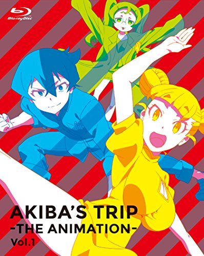「AKIBA'S TRIP -THE ANIMATION-」Bl...[Blu-ray/ブルーレイ]