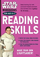 Star Wars Workbooks: Reading Skills - Ages 6-7
