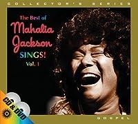 Sings!, Vol. 1 by Mahalia Jackson (2007-04-24)