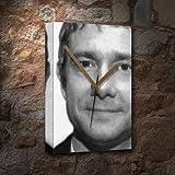 MARTIN FREEMAN / マーティン・フリーマン - キャンバスクロック(A5 - アーティストによって署名されました) #js003