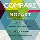 Mozart: Piano Concerto No. 24, Glenn Gould vs. Wilhelm Kempff (Compare 2 Versions)