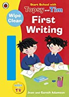 Start School with Topsy and Tim Wipe Clean First Writing (Topsy & Tim) by Jean Adamson(2011-07-26)