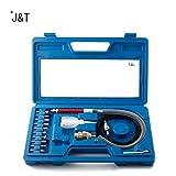 J&T エアーリューター エアーグラインダー セット ツールパワー 砥石10種類付き 研磨 研削 JT-29-013