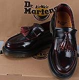 ワインレッド~Dr.Martensドクターマーチン 3ホール メンズ ローファー レディース 本革 パンプス ビジネス靴 通勤 男女兼用 ギブソンシューズ