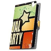 タブレット 手帳型 タブレットケース タブレットカバー カバー レザー ケース 手帳タイプ フリップ ダイアリー 二つ折り 革 星 ロック イラスト 005079 MediaPad T3 7 Huawei ファーウェイ MediaPad T3 7 メディアパッド T3 7 t37mediaPd t37mediaPd-005079-tb