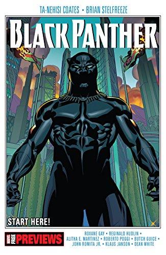 Black Panther Start Here! (Marvel Previews)