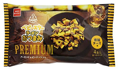 おやつカンパニー ベビースター プレミアムおつまみ 燻製チーズ味 92g ×12袋