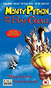 Monty Python and the Holy Grail [VHS] [Import]