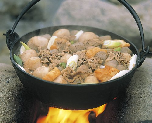いも 山形県 芋煮会フルセット(醤油味) 3人〜4人前