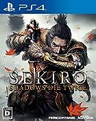SEKIRO: SHADOWS DIE TWICE ([予約特典]特別仕様パッケージ・デジタルアートワーク&ミニサウンドトラック(オンラインコード) 同梱) - PS4