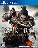 SEKIRO: SHADOWS DIE TWICE (【予約特典】特別仕様パッケージ・デジタルアートワーク&ミニサウンドトラック(オンラインコード) 同梱) - PS4