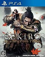SEKIRO: SHADOWS DIE TWICE (【予約特典】特別仕様パッケージ・デジタルアートワーク&ミニサウンドトラック(オンラインコード) 同梱) - PS4