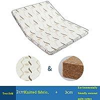 トリプルフォールディング マットレス, 1 1.2 M 学生 経済 環境に優しい床 畳 布団マットレス畳-i 100x190cm
