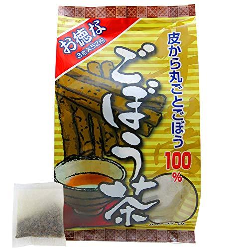 お徳な ごぼう茶 3gX52包
