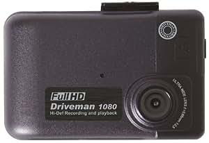 ドライブマン(Driveman) ドライブレコーダー シガー電源タイプ 1080CSA