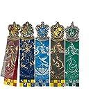 Noble Collection - Set de 5 Marque-pages Harry Potter - 0849241002608