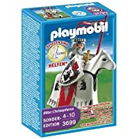 Playmobil 3699 Knights - Christophorus by Playmobil [並行輸入品]