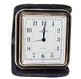 昭和50年代 銀座 和光 WAKO オリジナルトラベル目覚まし時計 クロック クォーツ セイコー製