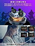 Hihiccup Bluetooth イヤホン IPX8 LED電池残量 蓋を開けるとペアリング済 画像