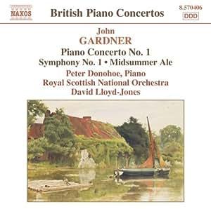 Piano Concerto 1 / Symphony 1 Midsummer Ale