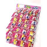 【台紙玩具】 紙風船&巻き取り (24付)  / お楽しみグッズ(紙風船)付きセット