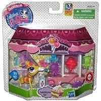 Hasbro (ハスブロ) Sweetest Littlest Pet Shop: Candylicous Fair w/Giraffe(並行輸入)