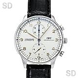 [IWC]IWC腕時計 ポルトギーゼ クロノグラフ シルバー Ref:IW371401 メンズ [中古] [並行輸入品]