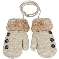 junney赤ちゃん男の子女の子ガールズKeep Warm Glove 0 – 12ヶ月の赤ちゃん