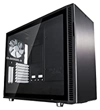 Fractal Design Define R6 - Black - Tempered glass ミドルタワー型PCケース CS7011 FD-CA-DEF-R6-BK-TG