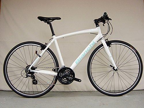 BIANCHI(ビアンキ) クロスバイク CAMALEONTE 1 (カメレオンテ1) 2018年モデル (マットホワイト) 47サイズ