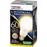 東芝 LED電球 一般電球形 全方向形 電球色60W形相当 LDA8L-G/60W LDA8L-G/60W