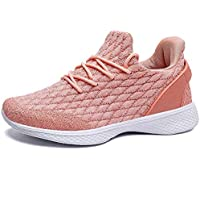 visionreast Women Mens Mesh Breathable Running Shoes Non-Slip Gym Athletic Fashion Sneakers