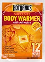 Hothands Adhesive Body Warmer - by HotHands