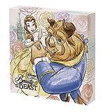 56ピース ジグソーパズル 美女と野獣 ビューティフル・ローズ 【キャンバスパズル】
