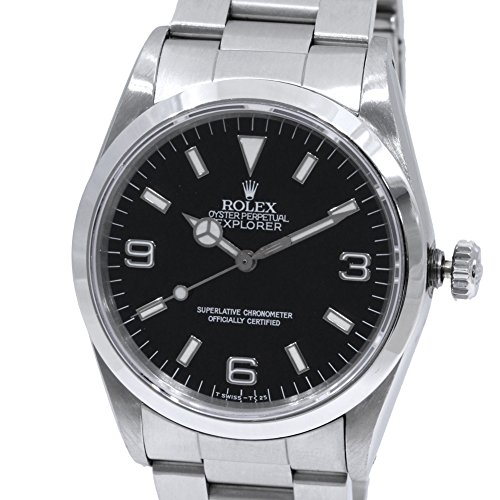 [ロレックス]ROLEX 腕時計 エクスプローラーI自動巻き 14270 メンズ 中古