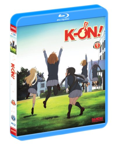 K-On 4 [Blu-ray] [Import]