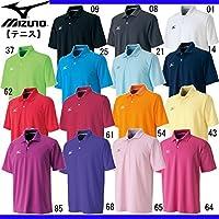 ミズノ ウェア ゲームシャツ A75HM130 69:ラベンダ- O