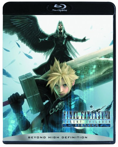 FINAL FANTASY VII ADVENT CHILDREN COMPLETE [Blu-ray]