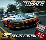 Need For Speed World Pack Sport Edition [Online Game Code]