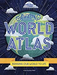 Amazing World Atlas: The World's in Your H