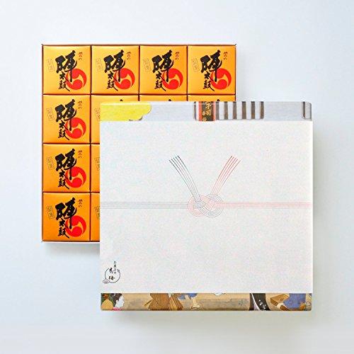 お菓子の香梅 誉の陣太鼓 16個入紅白結び切り(のしなし) スイーツ 1250g