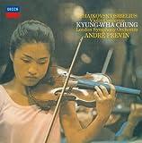 チャイコフスキー&シベリウス:ヴァイオリン協奏曲 画像