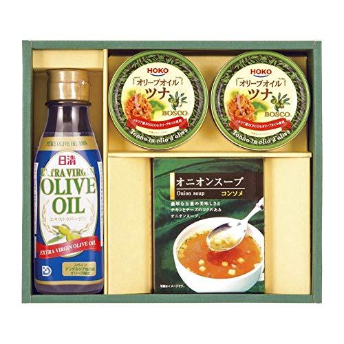 日清オリーブ調味料ギフト SAO-15A 【油 オリーブオイル 詰め合わせ ギフトセット セット】