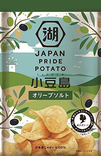 JAPAN PRIDE POTATO オリーブソルト 12袋