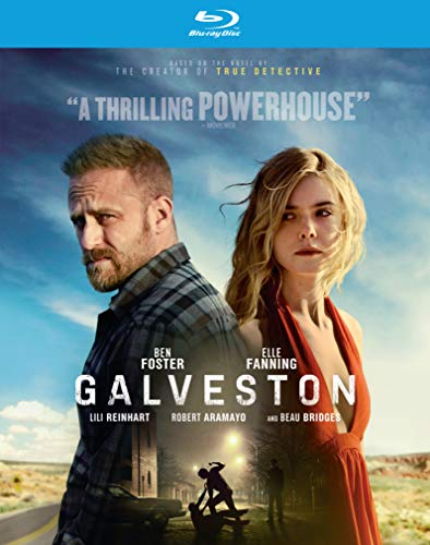 Galveston [Blu-ray]