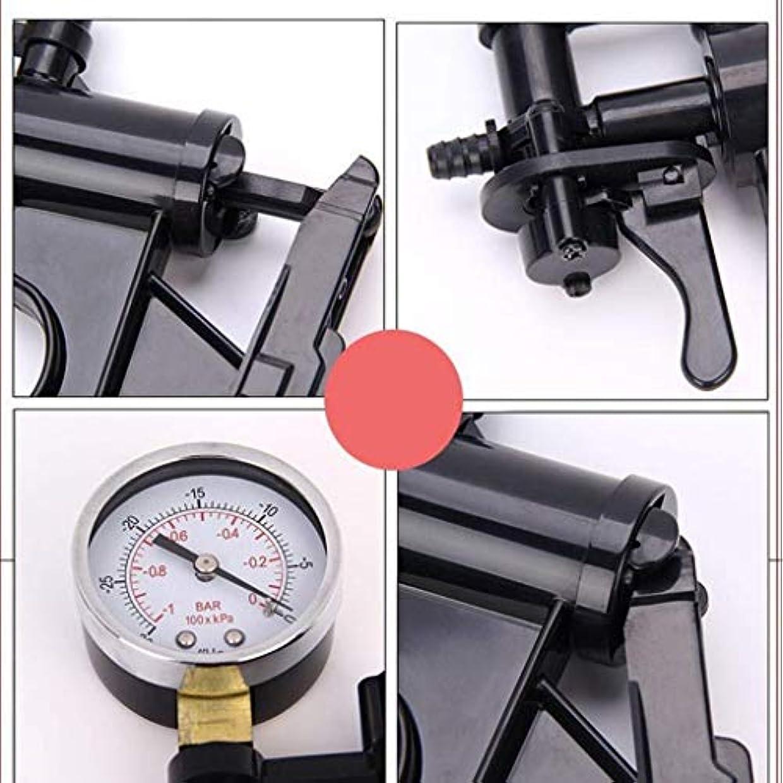 アルプス取り扱い追加男性用のポータブルハンドヘルドポンプ真空エアーマッサージカップデバイス、トレーニング用