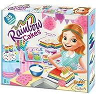 Buki - 7070 - Jeu D'imitation - Cuisine - Rainbow Cakes [並行輸入品]