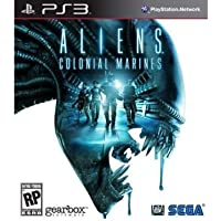 PS3 ALIENS COLONIAL MARINES by SGA Products [並行輸入品]