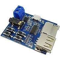 KKHMF 高音質 TFカード Uディスク  Mp3デコーダ  モジュール  デコーダボード 無損失デコード 増幅器